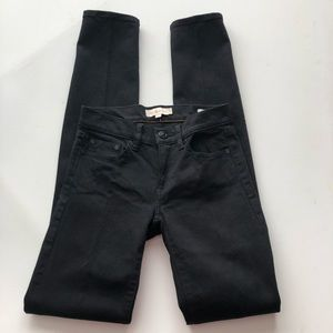 Tory Burch Black Super Skinny Jean NWOT